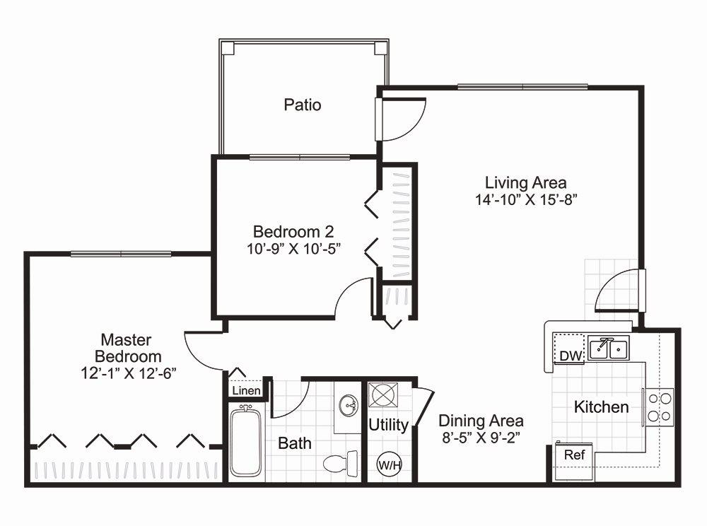 Floor Plans Of Ardenne In Lafayette Co
