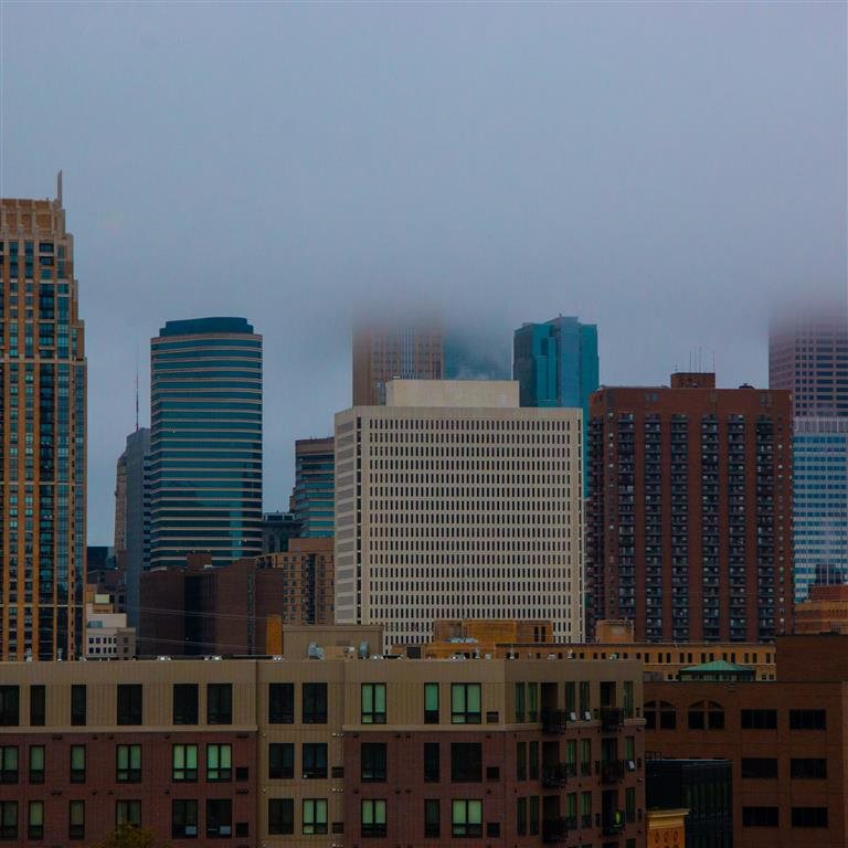 Rafter Apartments City Views