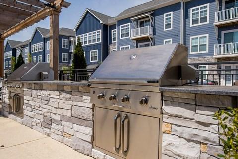 Greenhaven outdoor grills