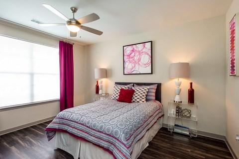 Greenhaven apartment bedroom