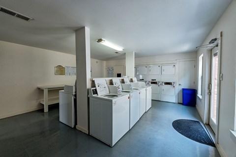 Motif South Lamar Laundry Room