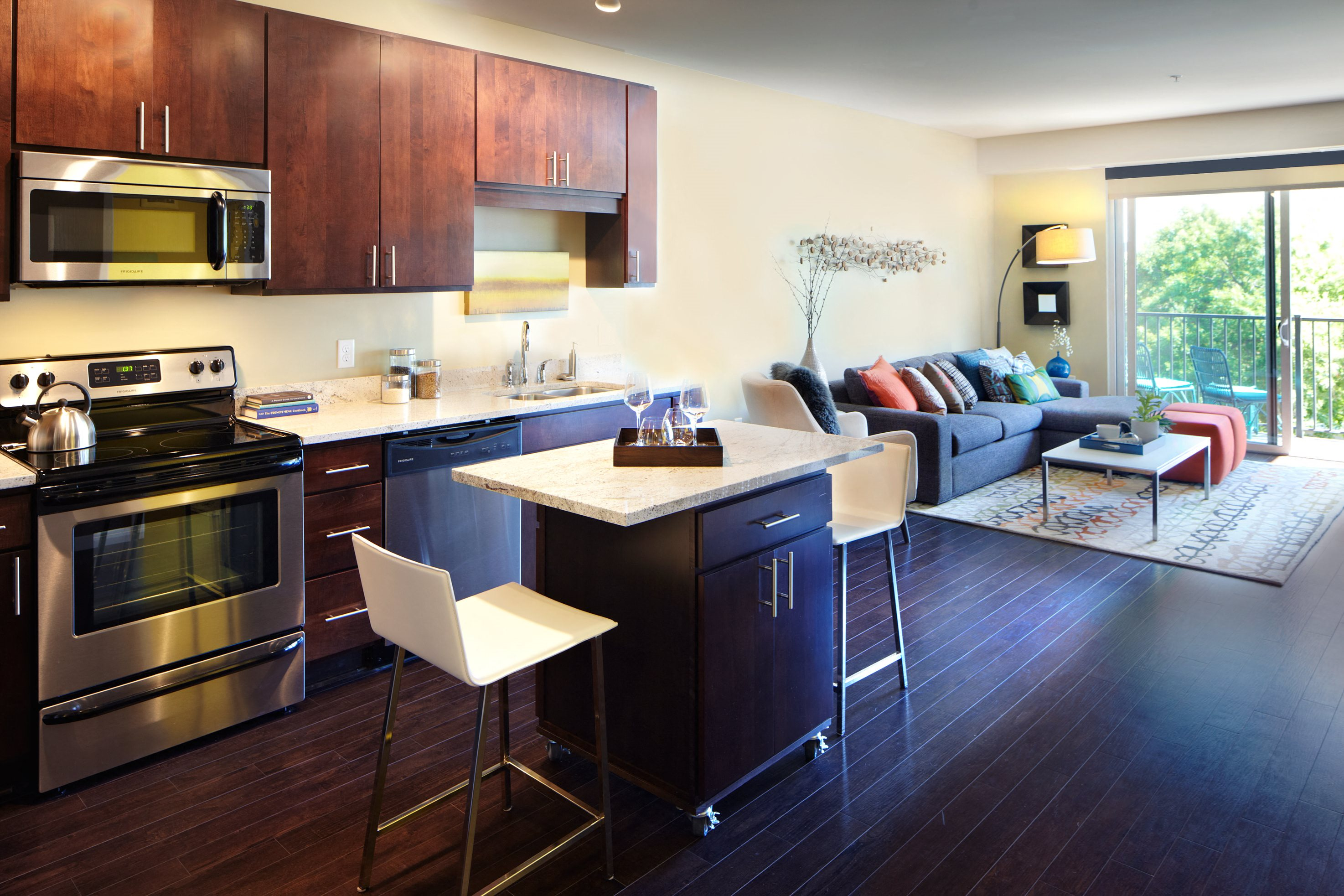 222 Hennepin Kitchen