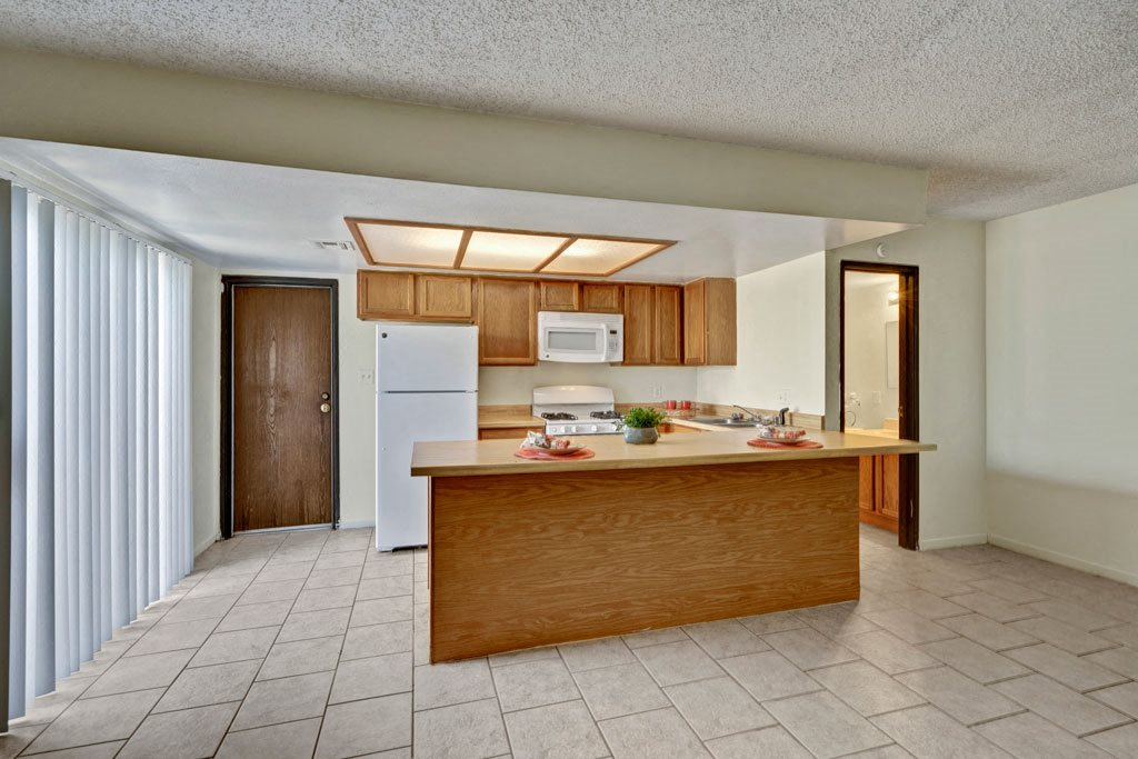 Avanti Townhomes  kitchen