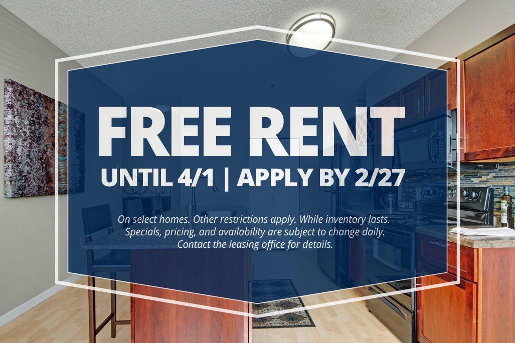 Free Rent Until 4/1 - Apply by 2/27 - Lake Calhoun Flats