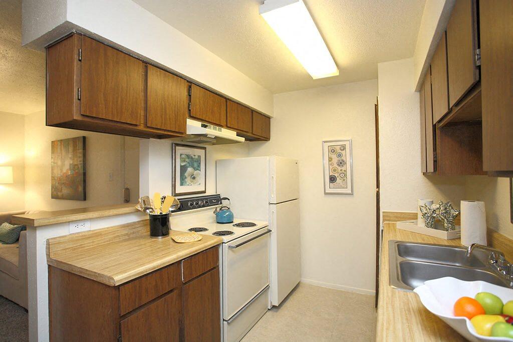 Northridge Court Kitchen