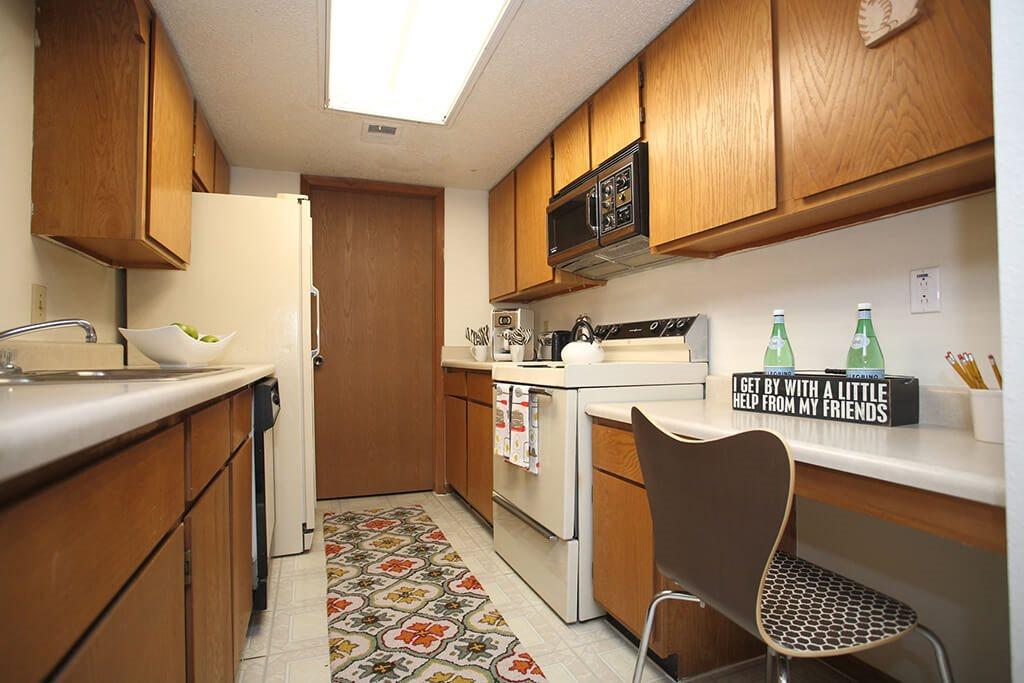Trinity Place Kitchen