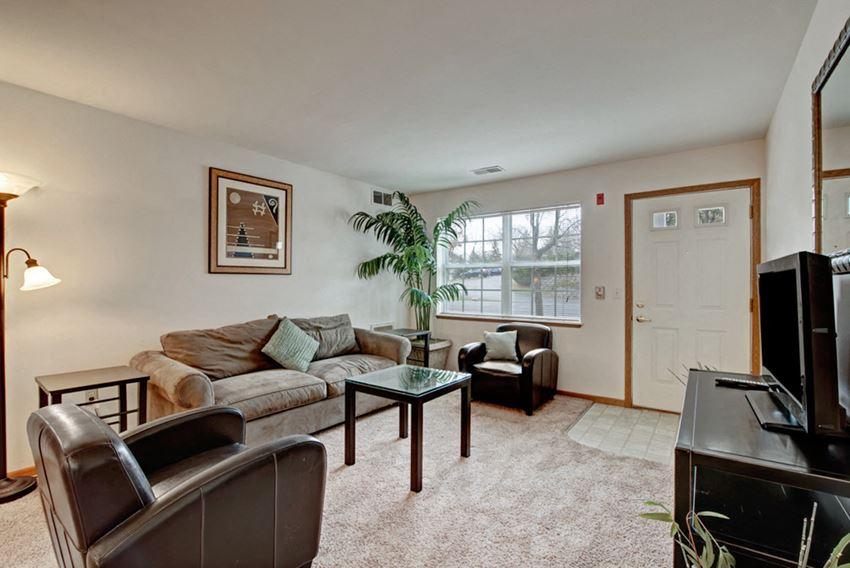 Arbor Ridge Living Room View