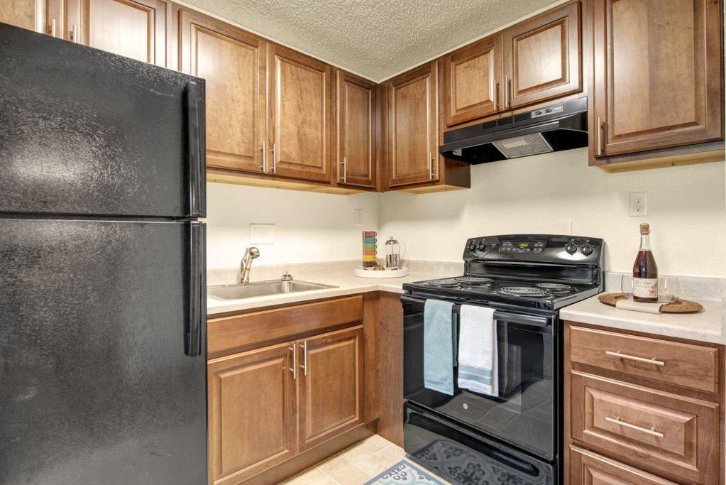 Austin Park Kitchen View
