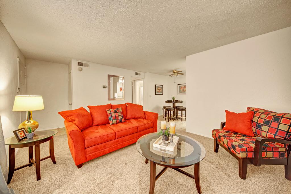 Brookwood Village Living Room