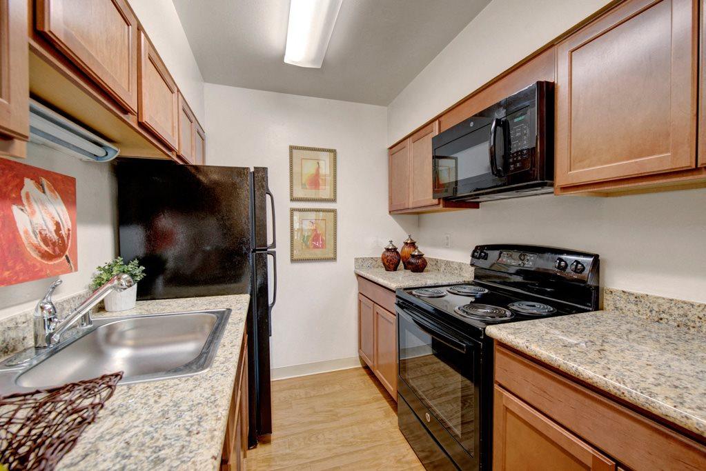 Copper Stone Kitchen Full View