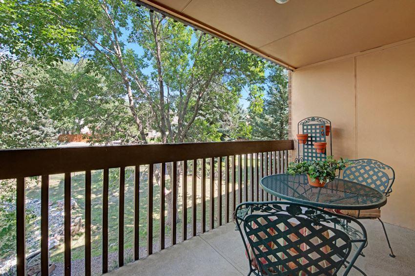 Eagle Ridge Balcony