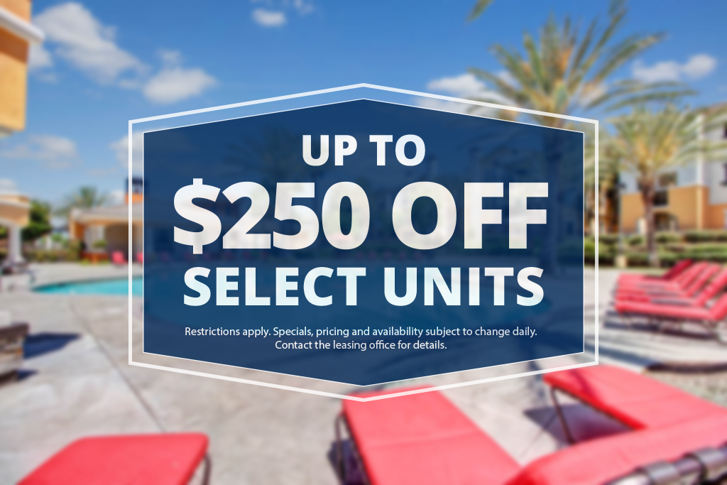 Fresco - Up to $250 off select units