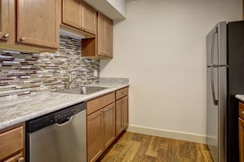 1300 South Puget Drive Studio-3 Beds Apartment for Rent Photo Gallery 1