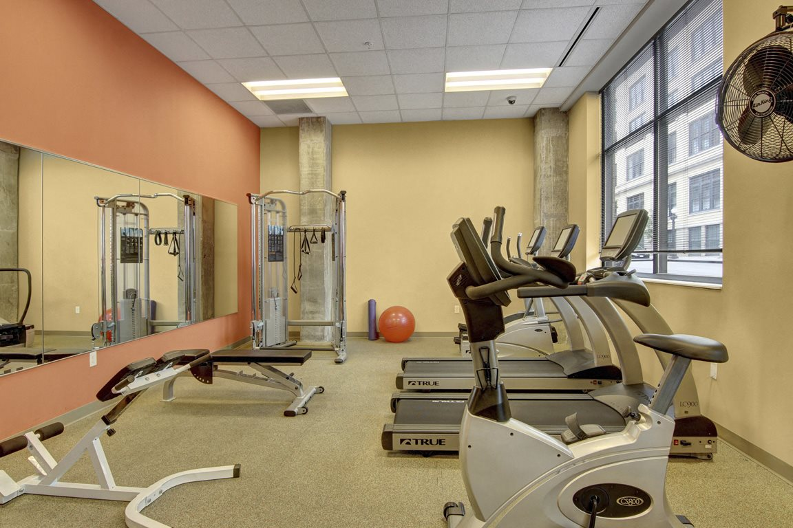 Lofts At Farmers Market Fitness Center