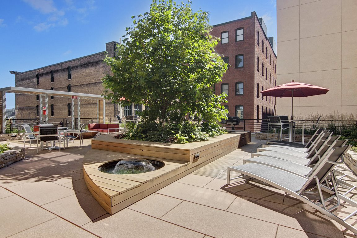 Lofts At Farmers Market Outdoor Deck