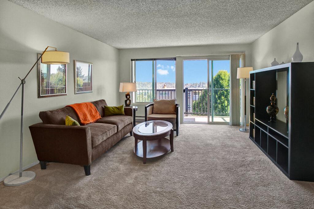 Overlook at Magnolia Living Room