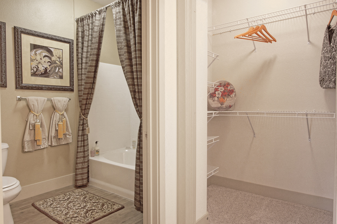 Rancho Belago Master Bathroom and Closet