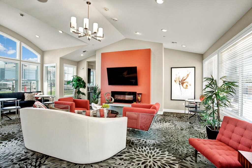 Solara Resident Lounge