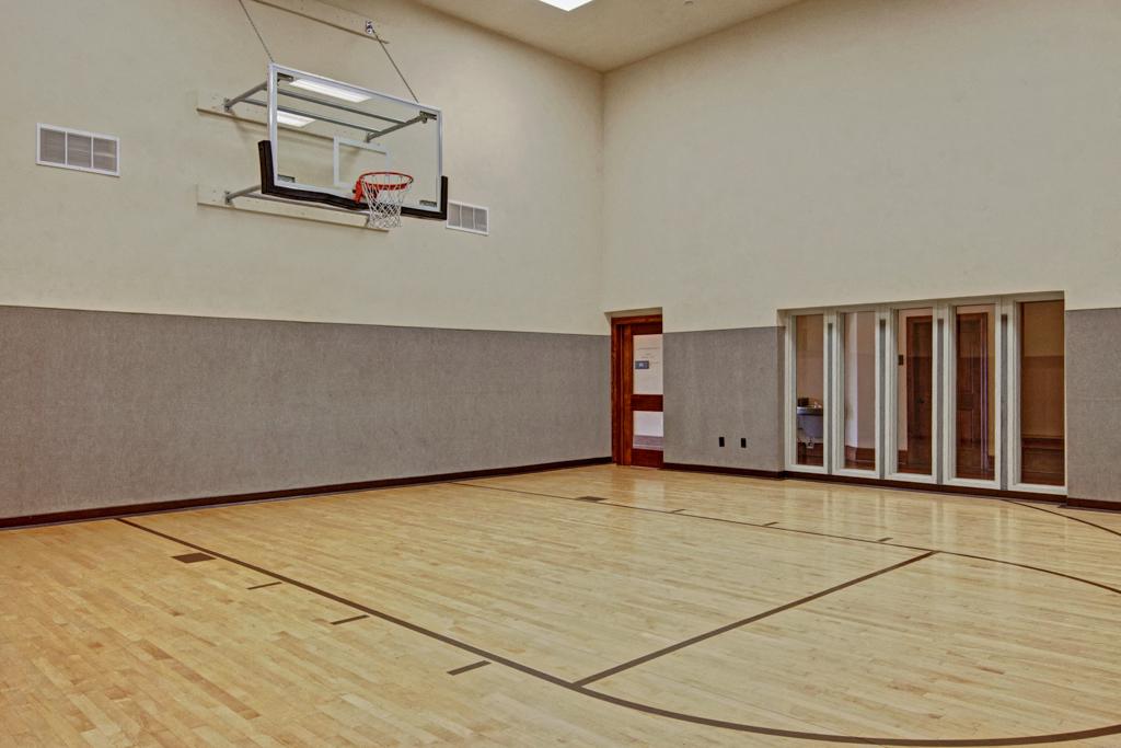 Stoneleigh Basketball Court