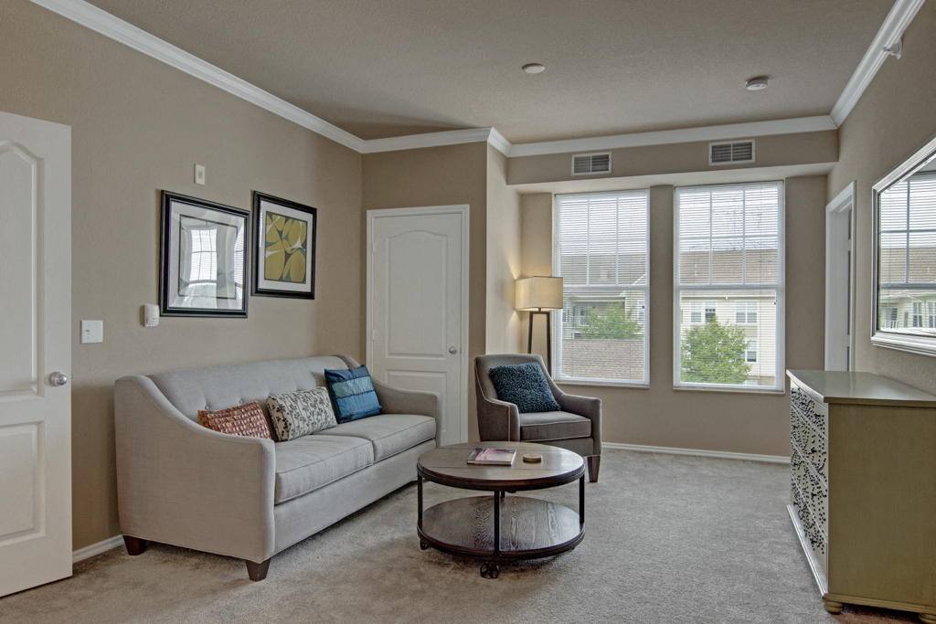 Stoneleigh Living Room With View
