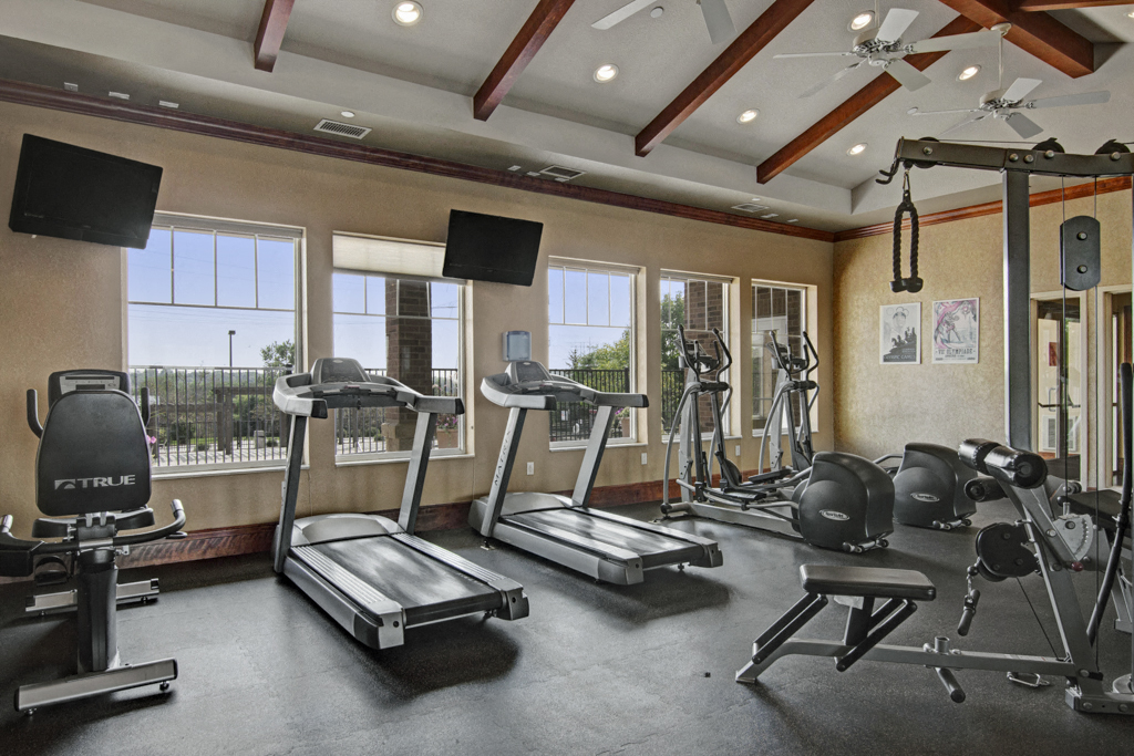 Stoneleigh Fitness Center