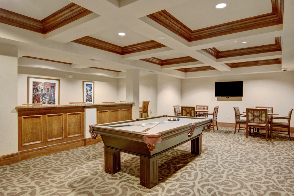 Stoneleigh Game room
