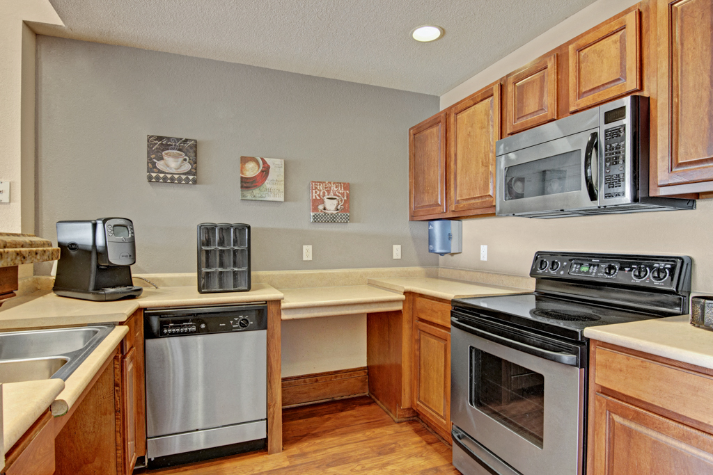 Reservable Great Room Kitchen