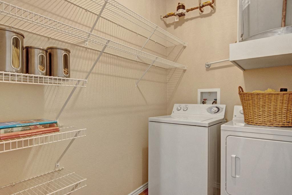 Stoneleigh Spacious Laundry Area