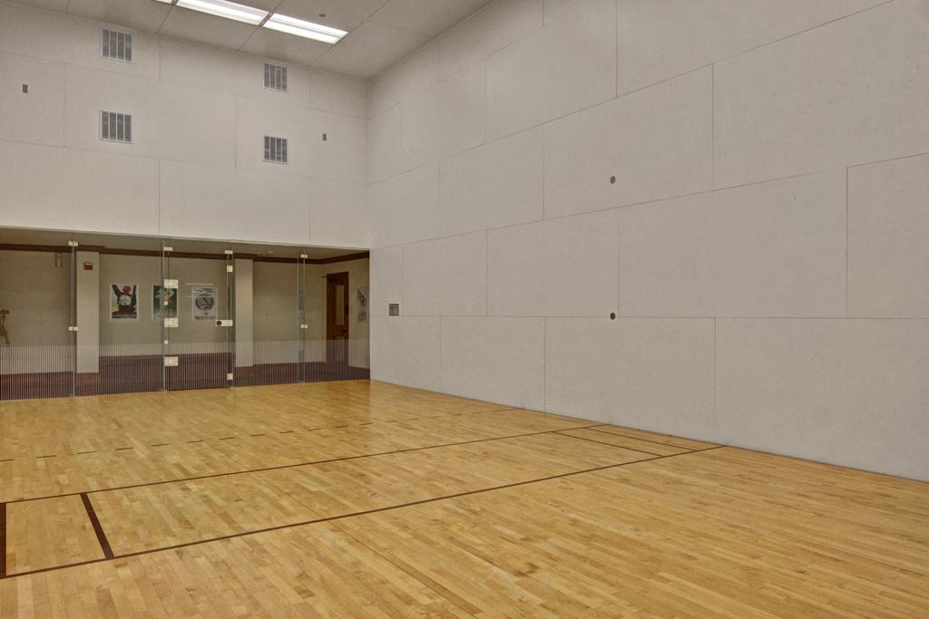Stoneleigh Racquetball Court