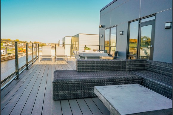 Riverhouse Deck