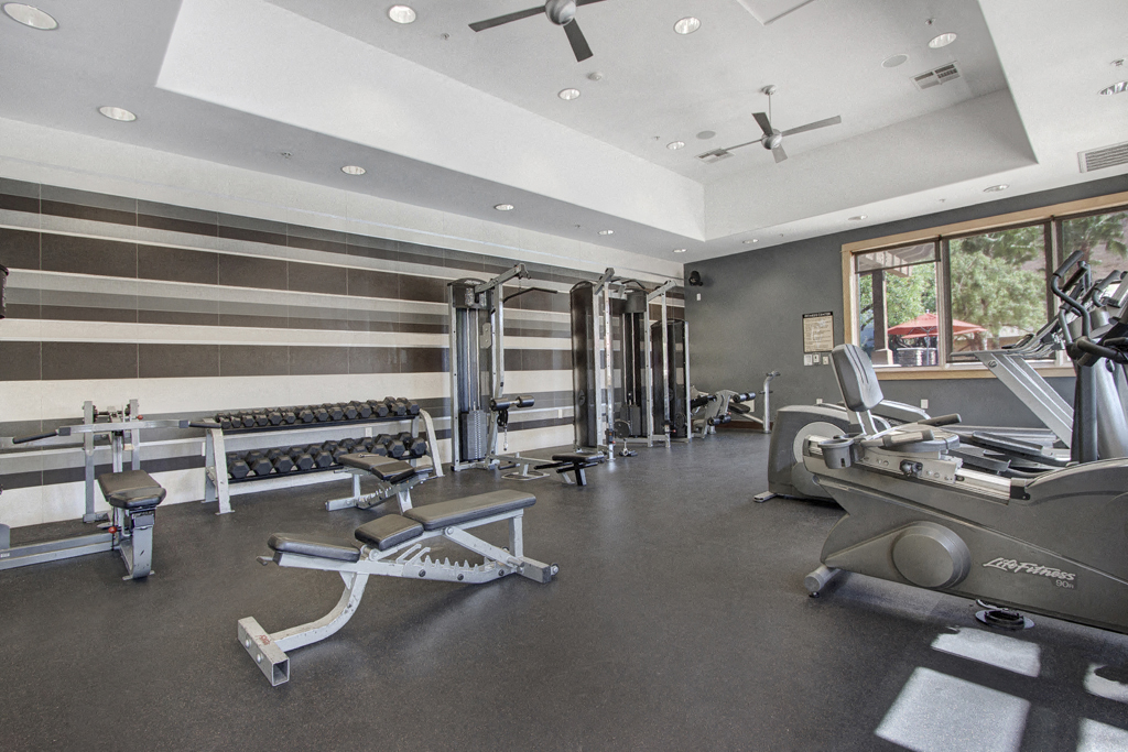 Vesada Fitness Center