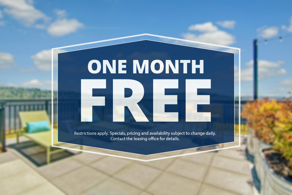 Vive - One month free