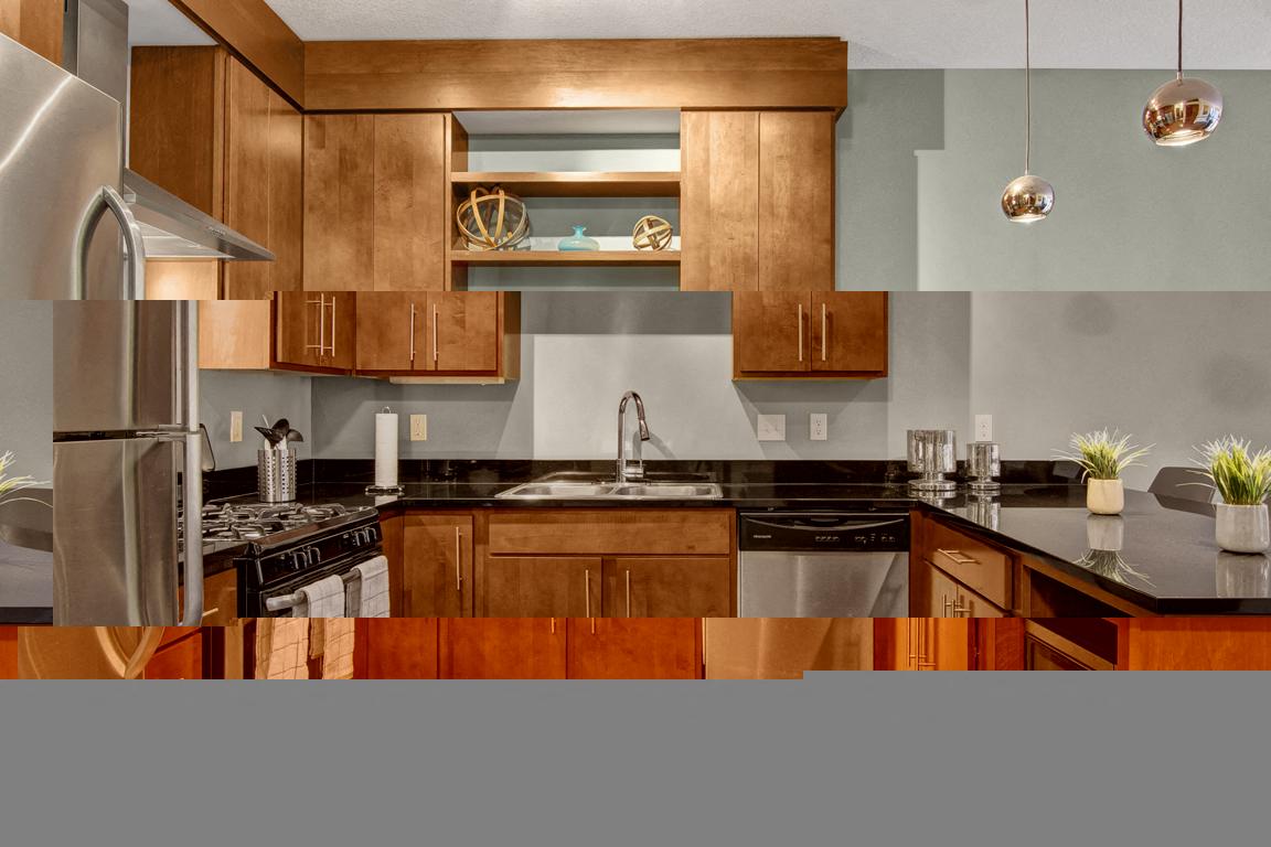 Vue Kitchen