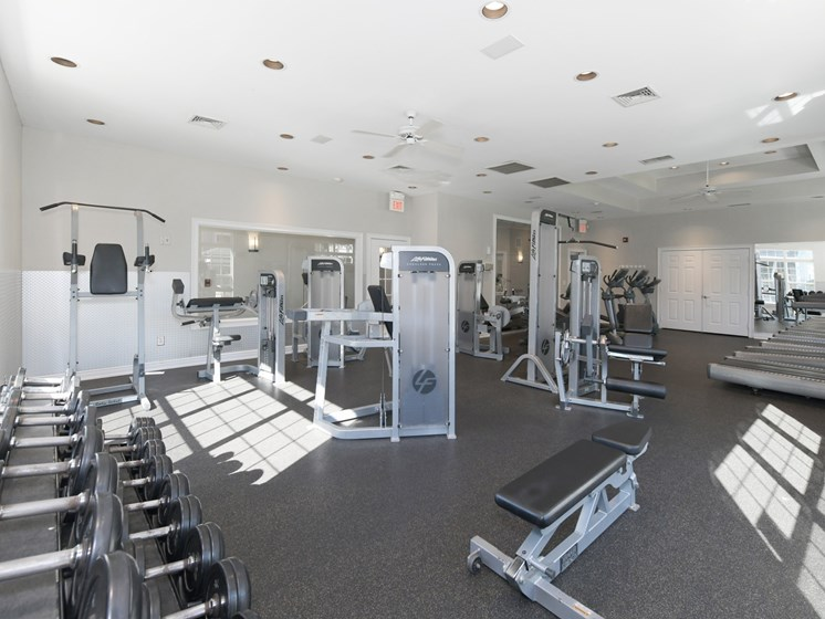 Town Walk Fitness Center