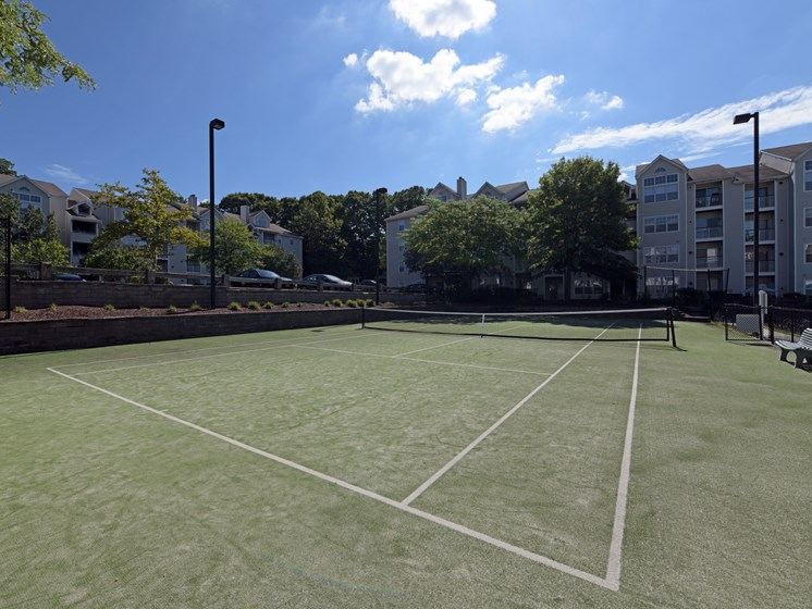 Town Walk Tennis Court