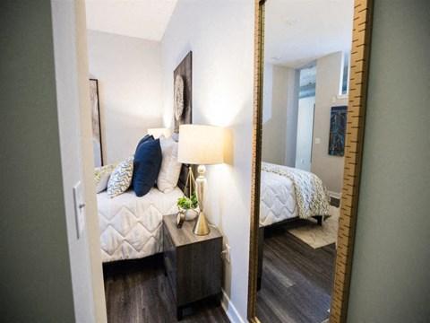 Model bedroom 4