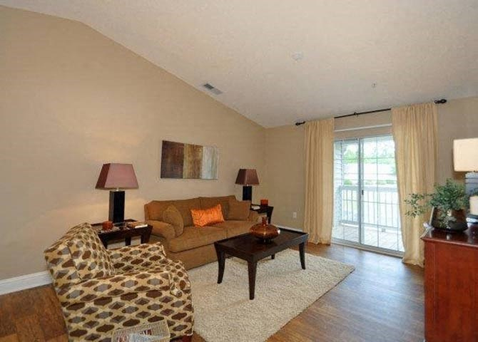 High Ceiling In Apartments at Lullwater at Calumet, Newnan