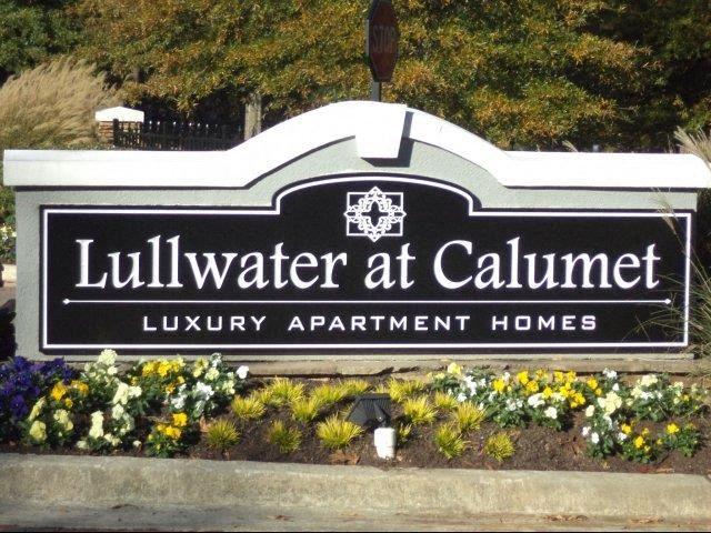 Welcoming Property Sign at Lullwater at Calumet, Georgia, 30263