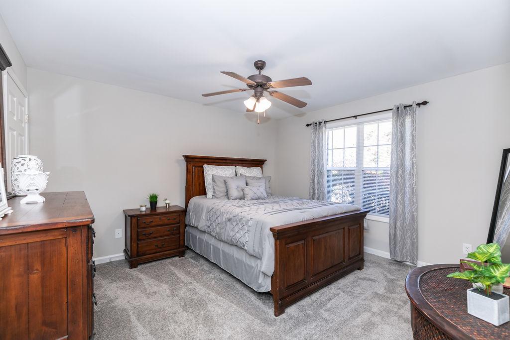 model bedroom #1