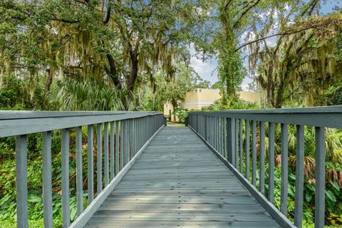 Brookside Manor Brandon Bridge Trees