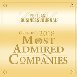 Portland Business Journal Most Admired