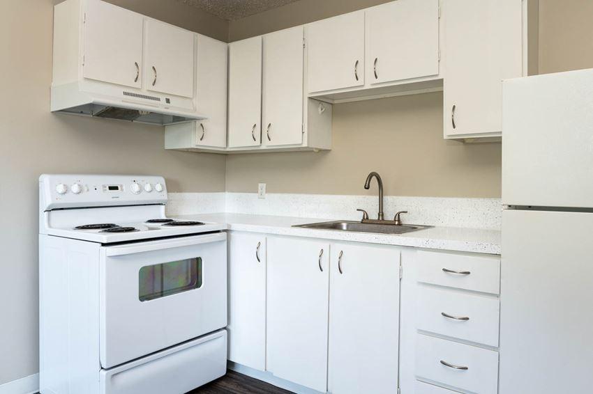 City View Apartments | Kitchen