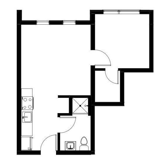 Rogue 1 Bedroom