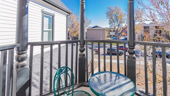 624 North Weber Street Studio-2 Beds Apartment for Rent Photo Gallery 1