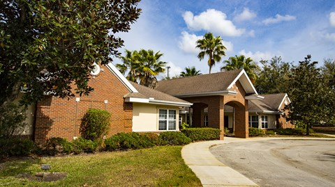 Elegant Exterior View at Savannah Court & Cottage of Oviedo, Florida, 32765