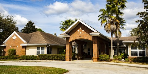 Exquisite Exterior at Savannah Court & Cottage of Oviedo, Oviedo, FL, 32765