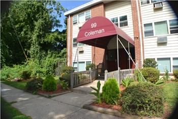99-109 COLEMAN STREET Studio Apartment for Rent Photo Gallery 1