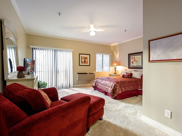 Have your home feel like home at Pacifica Senior Living Santa Clarita
