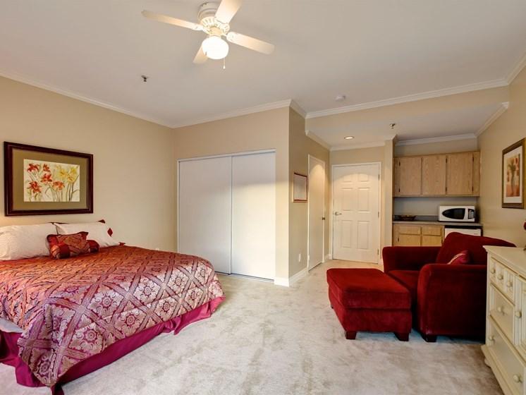 Get a good nights sleep every night at Pacifica Santa Clarita