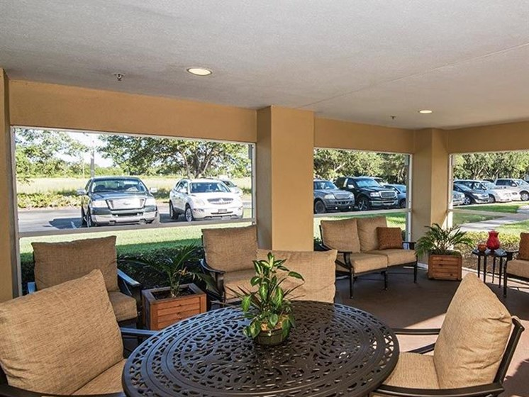 Car Parking Facility at Sun City Senior Living, Ruskin, FL, 33572